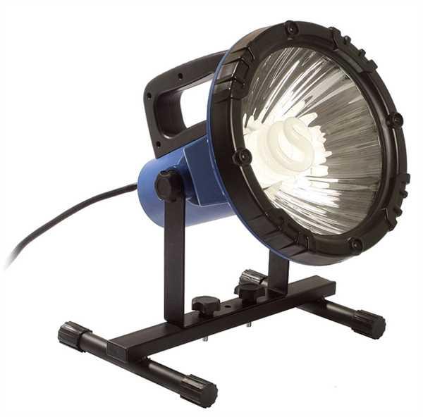 Mobil-Arbeitsleuchte WORK-LIGHT 36W, BLAU 230V / 5