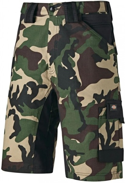 DICKIES GDT PREMIUM SHORT CAMOUFLAGE