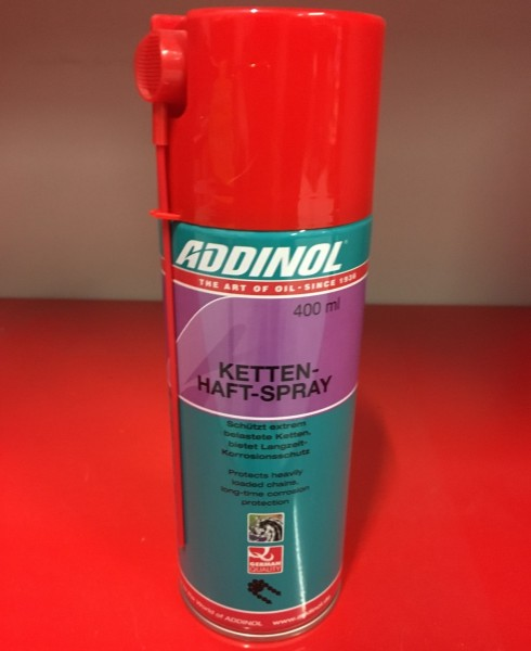 ADDINOL KETTENHAFT-SPRAY 400ML SPRAYDOSE