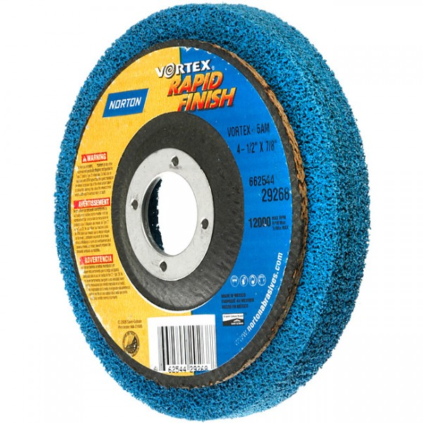 VORTEX RAPID FINISH BLAU DM 125X22/5AM MEDIUM