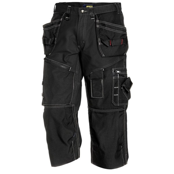 BUNDHOSE PIRATENLOOK X1500 SCHWARZ
