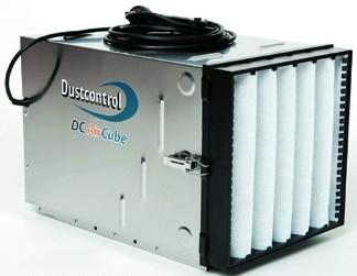 DUSTCONTROL DC DAIRCUBE 500 LUFTREINIGER NR.112500